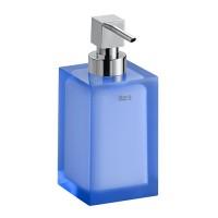 Настольный дозатор Roca Ice, голубой, 816861013