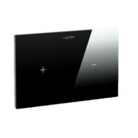 Смывная сенсорная клавиша для подвесного унитаза Laufen AW4, черная
