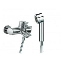 Смеситель для ванны с душем  LAUFEN TWINPRO 3.2150.7.004.147.1