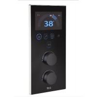 Электронный термостатический смеситель Roca Smart Shower, 5A104AC00