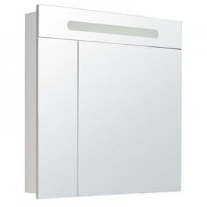 Комплект мебели ROCA VICTORIA NORD, белый, 80 см,тумба+раковина+зеркальный шкаф, ZRU9000032+32799C000+ZRU9000033