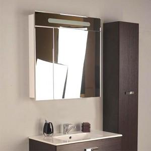 Зеркальный шкаф Victoria Nord, 80см, ZRU9000033
