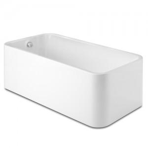 Отдельностоящая акриловая ванна ROCA ELEMENT 180x80, 248158001