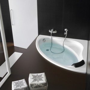Акриловая ванна ROCA BALI 130x130, 248070000