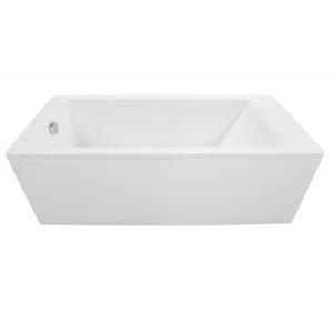 Акриловая ванна Roca Easy 150x70, ZRU9302906+ZRU9302904