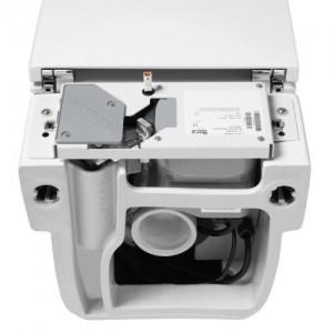 Подвесной унитаз Roca In-Tank Meridian, с сидением микролифт, 893301000