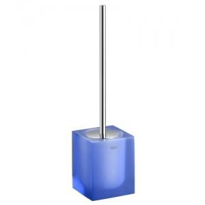 Напольный ершик Roca Ice, голубой, 816863013