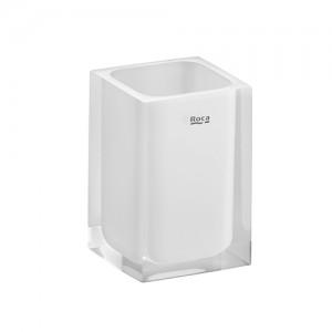 Настольный стакан Roca Ice, белый, 816860009