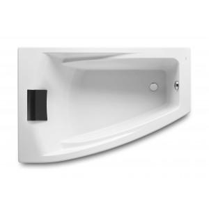 Акриловая ванна ROCA HALL 150x100, левая, ZRU9302864+ZRU9302868