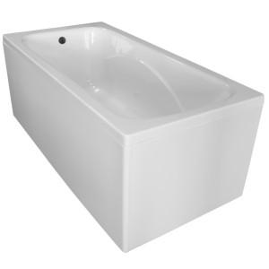 Акриловая ванна ROCA LINE 150x70, ZRU9302982+ZRU9302983
