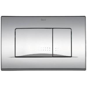 Комплект инсталляция, клавиша и подвесной унитаз Roca Dama Senso, микролифт, 893104090