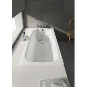 Стальная ванна LAUFEN PRO 150 х 70 с ножками, 2.2195.0 + 2.9617.2