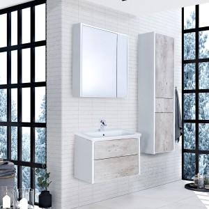 Зеркальный шкаф Roca Ronda, белый глянец, 60 см, ZRU9303007
