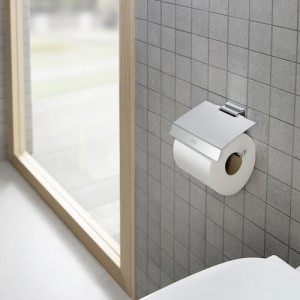 Держатель для туалетной бумаги Roca Rubik, 816849001