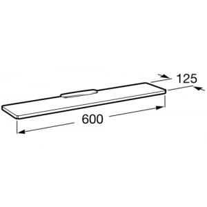Полка Roca Select, ширина 60 см, 816306001