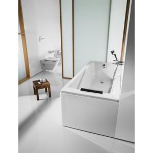 Акриловая ванна ROCA HALL 170x75, ZRU9302768+ZRU9302770