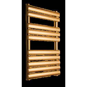 Полотенцесушитель водяной Prada Alfa 1200х500 мм золото