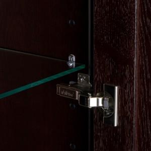Пенал Roca America Evolution, дуб темный шоколад, правый, ZRU9302948
